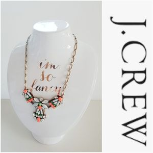 J. Crew Jewelry - NWOT J. CREW AMELIA FLORET NECKLACE